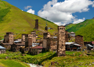 TOUR TO SVANETI FROM BATUMI 2 DAYS