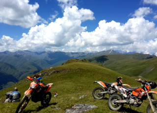 ENDURO TOUR GEORGIA