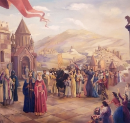 Armenia - Voices of the history in the Aragats mountains, towns and people